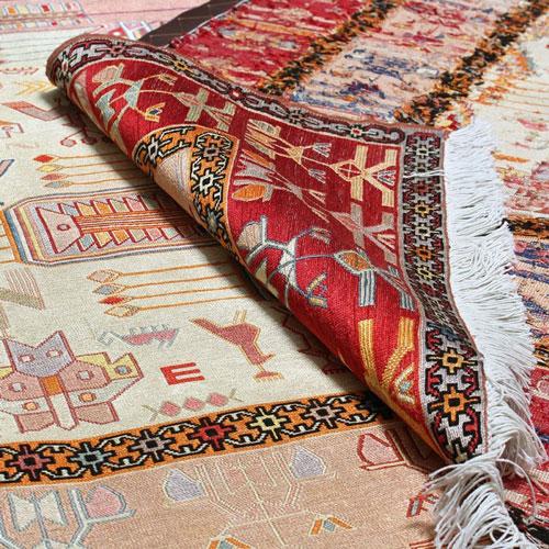 انواع-گلیم-دستباف-ایرانی