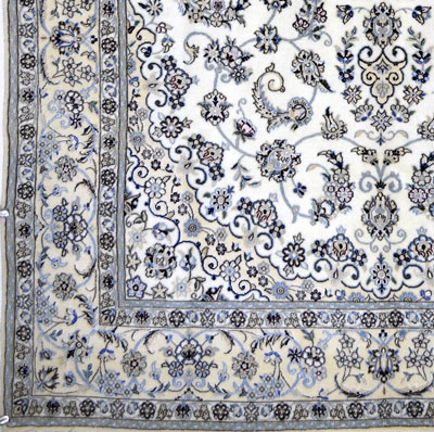 ترکیب-رنگی-در-فرش-دستباف-نایین