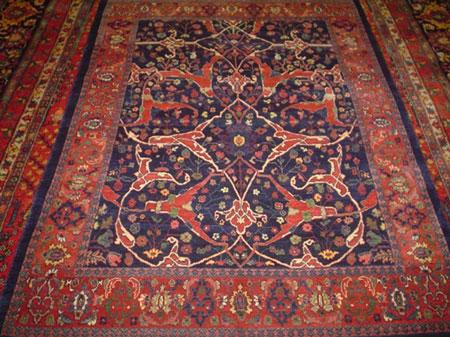 فرش دستباف بیجار در یک نگاه اجمالی