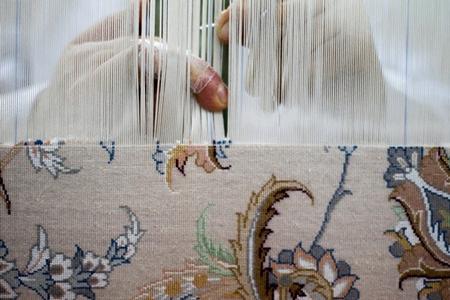 مراحل تولید فرش دستباف ایرانی از ابتدا تا پایان چیست؟