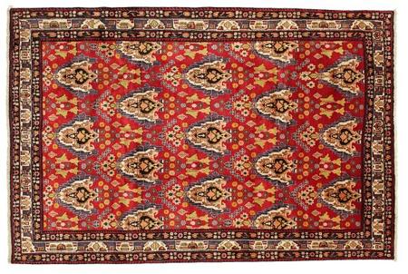 رنگ های فرش دستباف افشار