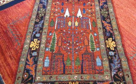 قدمت و تاریخچه فرش دستباف بیجار: میراثی زیبا و ماندگار از گذشته