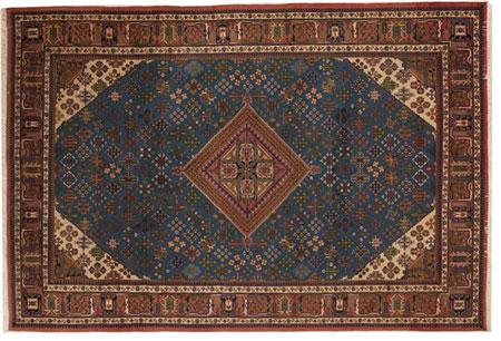 تاریخچه فرش دستباف جوشقان