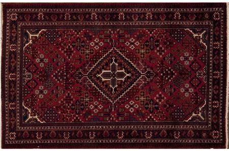 فرش های عتیقه جوشقان