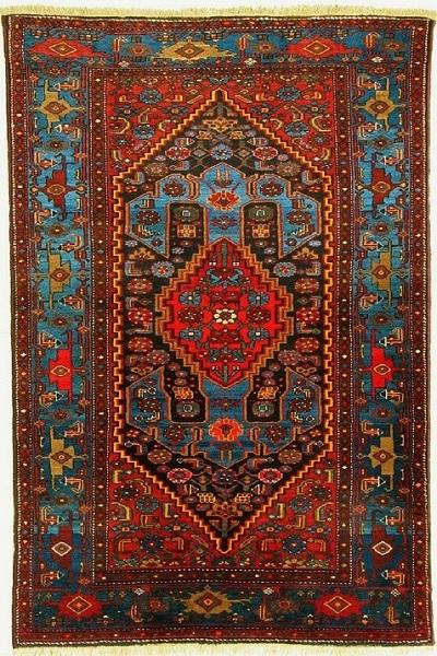 فرش-دستباف-زنجان