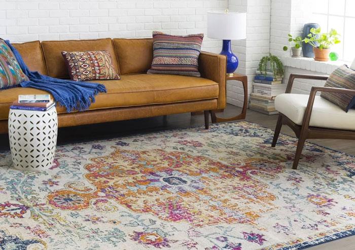 فرش دستباف مدرن ایرانی