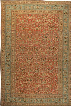 فرش دستباف مشهد