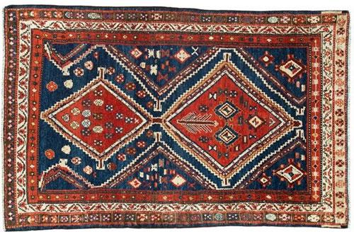 مقایسه ویژگی های انواع فرش دستباف ملایر