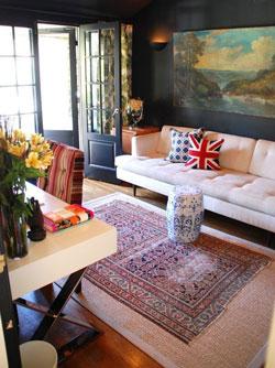 تزیین فضای خانه با قالیچه دستباف