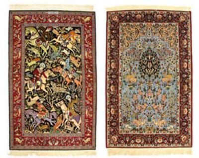 عامل تعیین کننده قیمت فرش دستباف ایرانی