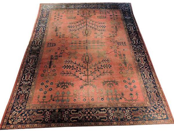 مشخصات فرش عتیقه