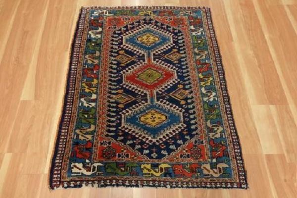 ویژگی های کلی فرش دستباف یلمه اصفهان، شیراز و بروجن